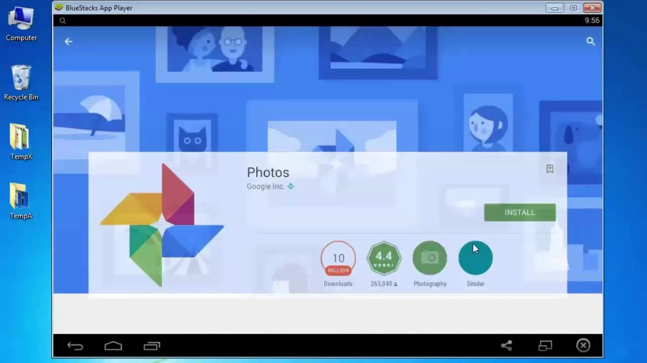 Google Photo PC là gì?