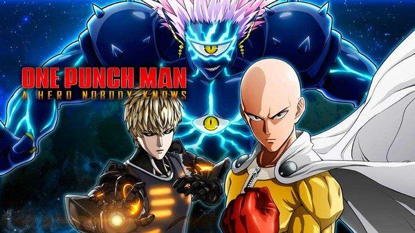 #1 DownLoad ONE PUNCH MAN A HERO NOBODY KNOWS mới cập nhật