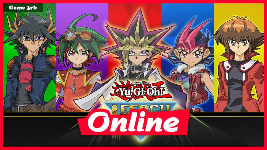 #1 Download Yu-Gi-Oh! Legacy of the Duelist + 18 DLCs + Multiplayer + Update 1 mới cập nhật